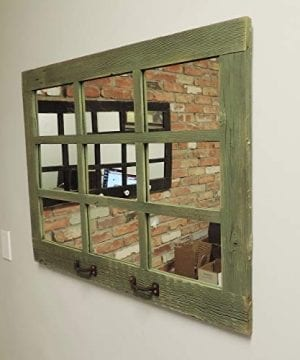 Barn Window Pane Mirror Homesteader Style 235 Inch X 3325 Inch 0 2 300x360