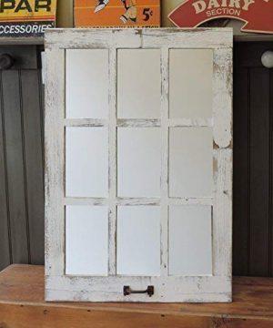 Barn Window Pane Mirror Homesteader Style 235 Inch X 3325 Inch 0 300x360