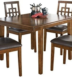 Ashley Furniture Signature Design Brovada Rectangular 5 Piece Dining Room Set 0 300x349