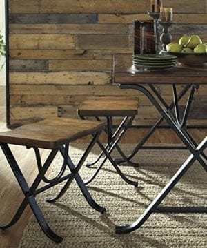 Ashley Furniture Signature Design Freimore Dining Room Table And Stools 0 1 300x360