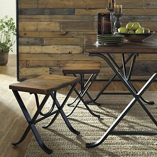 Ashley Furniture Signature Design Freimore Dining Room Table And Stools 0 1