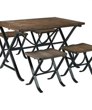 Ashley Furniture Signature Design Freimore Dining Room Table And Stools 0 300x360