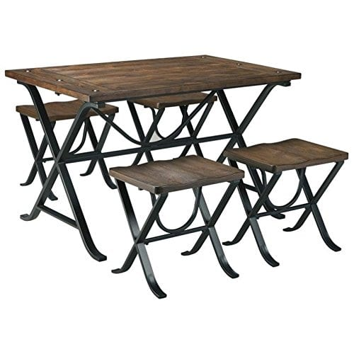 Ashley Furniture Signature Design Freimore Dining Room Table And Stools 0