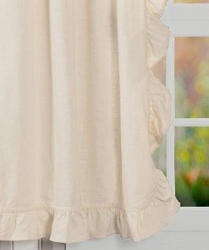 Ashley Natural Window Curtains 0 0 300x360