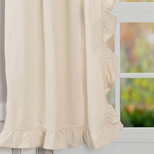 Ashley Natural Window Curtains 0 0