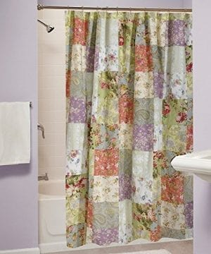 Blooming Prairie Shower Curtain 0 300x360