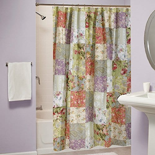 Blooming Prairie Shower Curtain 0