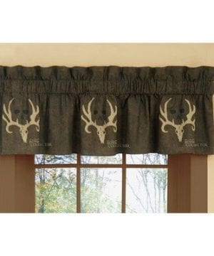 Bone Collector Valance 0 300x360