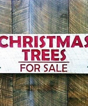 Christmas Trees For Sale Carved Sign 40x12 0 0 300x360