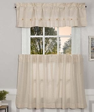 Claras Cottage Natural Window Curtains 0 0 300x360