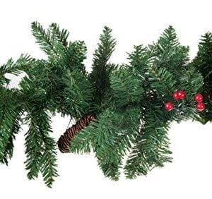 Clever Creations Christmas Garland 0 300x282