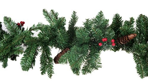 Clever Creations Christmas Garland 0
