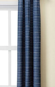 Comfort Spaces Grasscloth Window Curtain PairSet Of 2 Panels 0 227x360