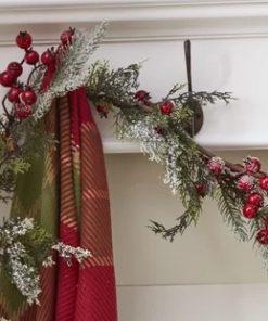 Farmhouse Christmas Garlands
