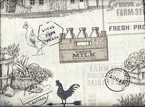 Farmhouse Fresh Valance 0 0