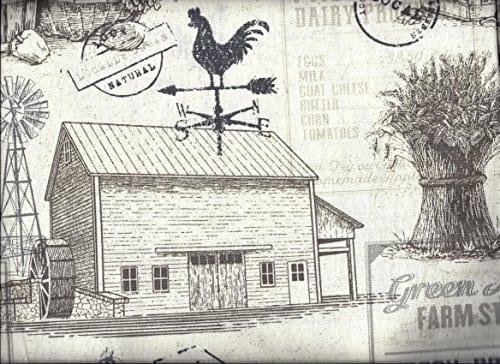 Farmhouse Fresh Valance 0
