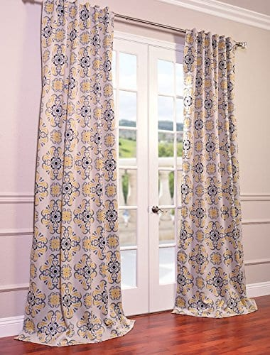 Half Price Drapes Blackout Curtain 0 0
