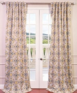 Half Price Drapes Blackout Curtain 0 300x360