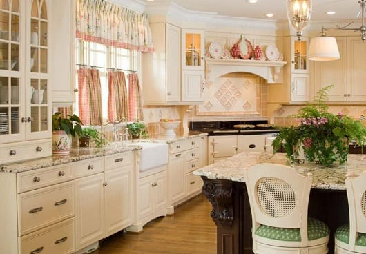 Inviting Elegance by The Kitchen Studio Inc