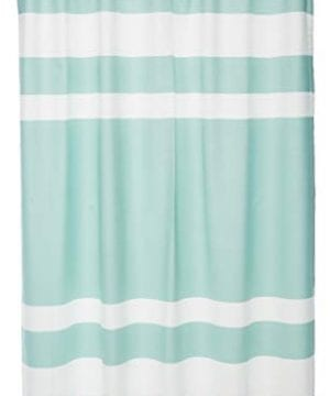 JLA Home INC Madison Park Spa Waffle Shower Curtain With 3M Treatment Water Repellent Stain Resistant 0 300x360