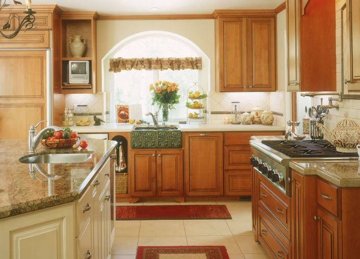 Kitchen Examples by Marrokal Design and Remodeling