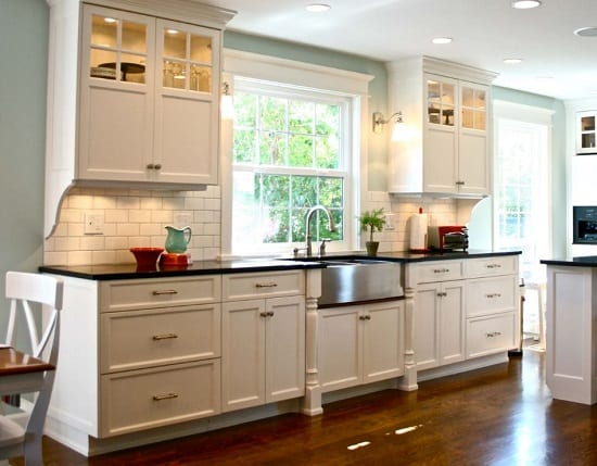 Kitchen Remodel by Tiek Built Homes
