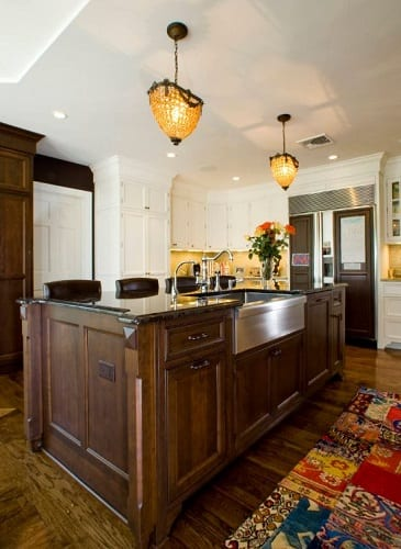 Kitchen in Tenafly NJ by Urban Homes Innovative Design for Kitchen and Bath