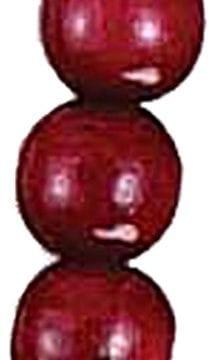 Kurt Adler Red Wooden Cranberry Garland TN0066BURG 0 1 214x360