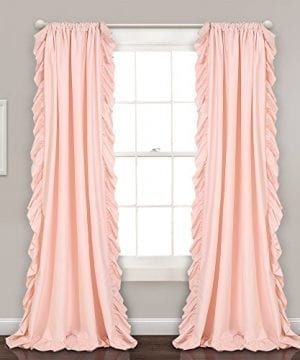 Lush Decor Reyna Window Curtain Panel Pair 0 300x360