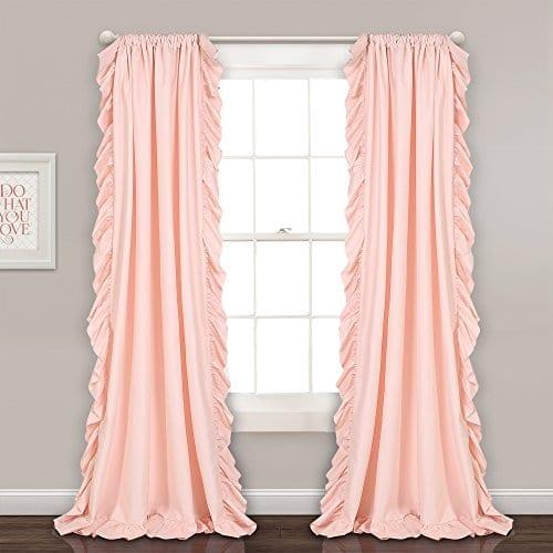 Lush Decor Reyna Window Curtain Panel Pair 0