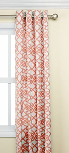 Madison Park Daven Printed Fretwork 3M Scotchgard Outdoor Panel 0 0