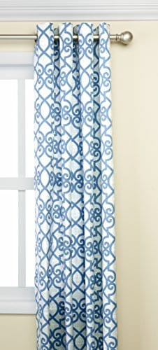 Madison Park Daven Printed Fretwork 3M Scotchgard Outdoor Panel 0