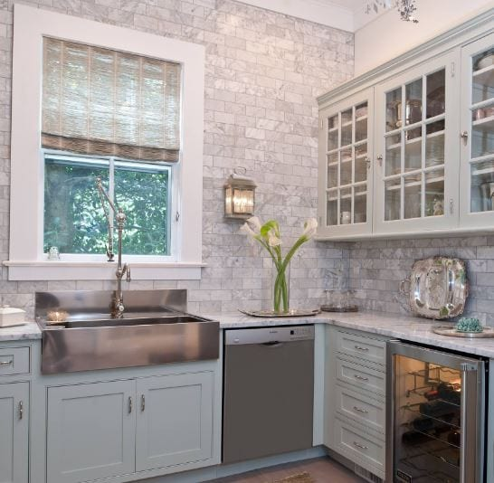 Magnificant Historical Home Rumson NJ by Town and Country Kitchen and Bath