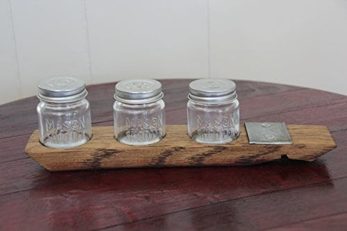 Mason Jar Flight Moonshine Flight Tasting Set Mason Jar Beer Flight Mason Jars Included 0 1