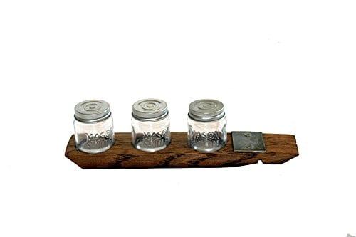 Mason Jar Flight Moonshine Flight Tasting Set Mason Jar Beer Flight Mason Jars Included 0