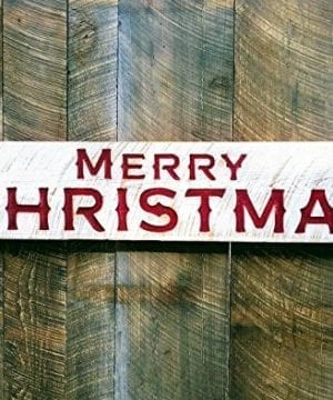 Merry Christmas Sign Large 48x10 Porch Holiday Decor 0 1 300x360