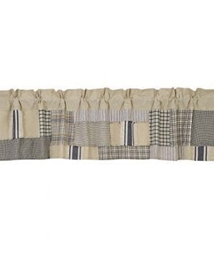 Mill Creek Patch Country Farmhouse Curtains 0 300x360