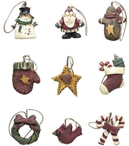 Mini Primitive Ornaments Set9 1 0
