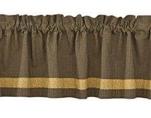 Park Designs Country Star Lined Border Valance 72 X 14 0 300x234