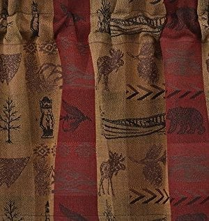 Park Designs High Country Valance 72 X 14 463 47 0 0 300x317