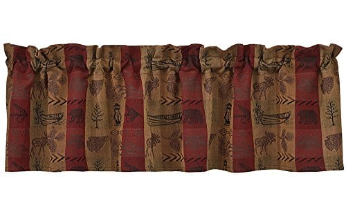 Park Designs High Country Valance 72 X 14 463 47 0