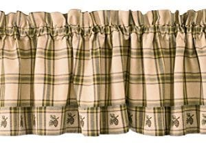 Park Designs Pine Lodge Valance 72 Inches Long By 14 Inches Tall 0 300x221