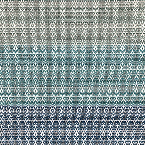 Pauwer Placemats Set Of 6 Crossweave Woven Vinyl Placemat Kitchen Table Heat Resistant Non Slip Kitchen Table Mats Easy To Clean 0 2