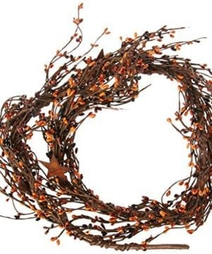 Pip Berry Rusty Star Garland 0 300x360