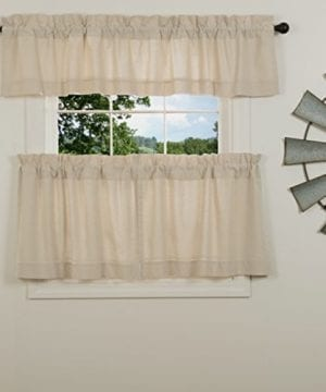 Piper Classics Mill Creek Farmhouse Country Curtains 0 300x360