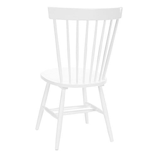 Safavieh Joslyn Dining Side Chairs White Set Of 2 0 0