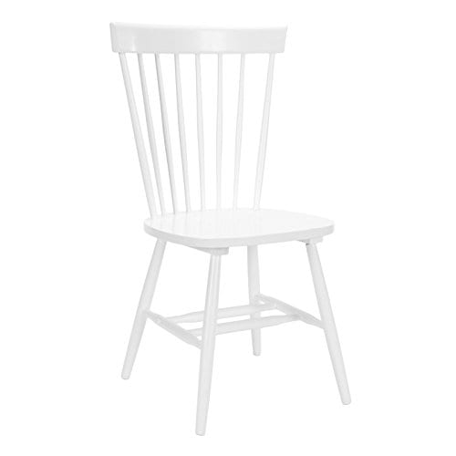 Safavieh Joslyn Dining Side Chairs White Set Of 2 0 1
