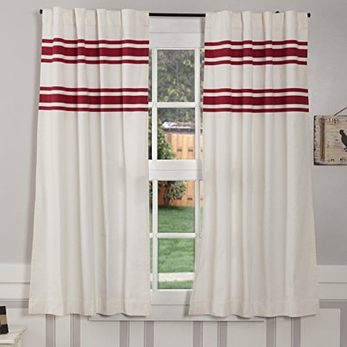 Silo Hill Window Curtains 0