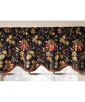 WAVERLY Felicite Window Valance 0 0 300x360
