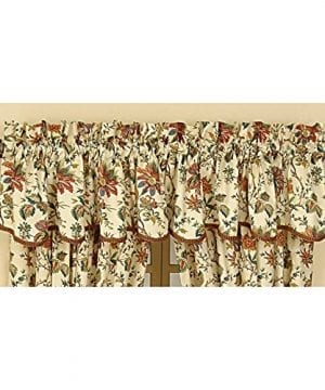 WAVERLY Felicite Window Valance 0 300x360